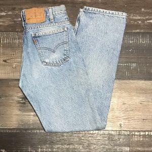 Vintage 505 Levi's jeans
